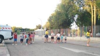 miniolimpiadas 2018 escuela verano herencia 4 341x192 - Celebradas las Miniolimpiadas de la Escuela de Verano de Herencia