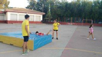 miniolimpiadas 2018 escuela verano herencia 5 342x192 - Celebradas las Miniolimpiadas de la Escuela de Verano de Herencia