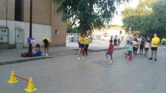 miniolimpiadas 2018 escuela verano herencia 6 341x192 - Celebradas las Miniolimpiadas de la Escuela de Verano de Herencia