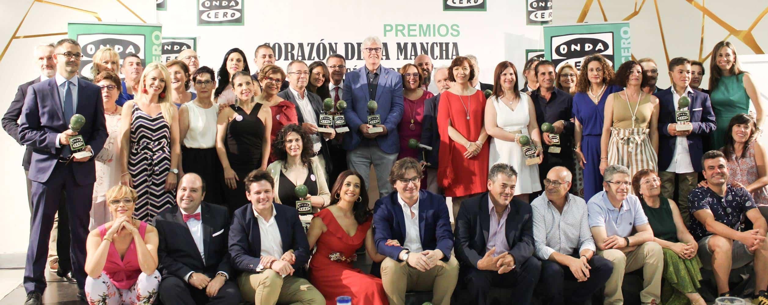 """premios corazon de la mancha 2018 onda cero - El Consejo Local Agrario de Herencia recibe una meción especial en la XXVI edición de los Premios """"Corazón de La Mancha"""""""