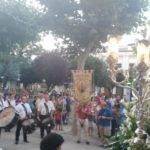 Los Siete Pasos acompañan a la Procesión de la Virgen del Carmen en Herencia 6