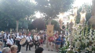 procesion virgen del carmen herencia 3
