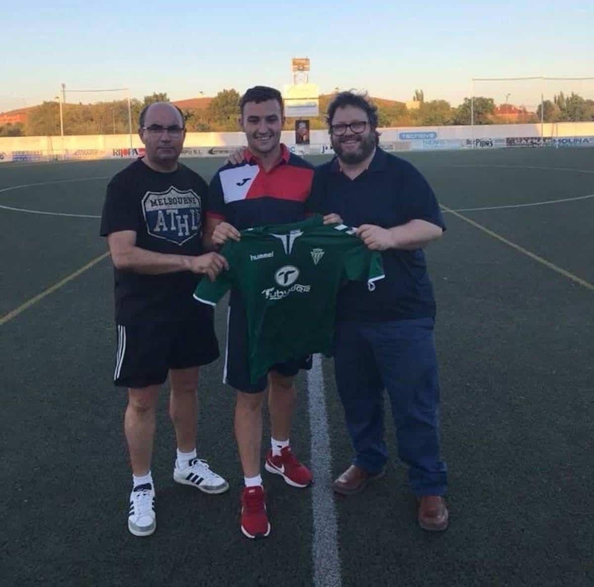 Renovado Luis Ruperto García Arias por el Herencia C.F. Fútbol 3
