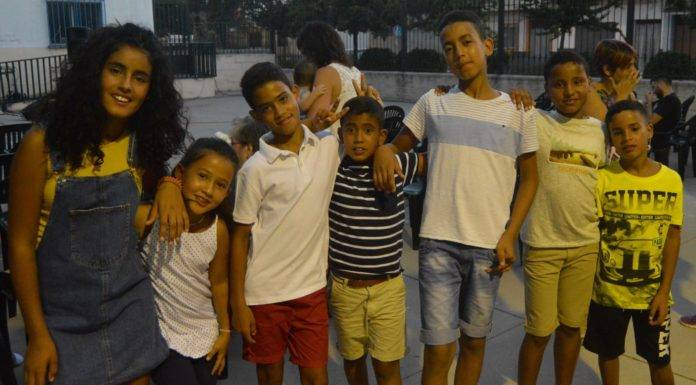 """Herencia acoge un año más niños saharauis con el programa """"Vacaciones en Paz"""""""
