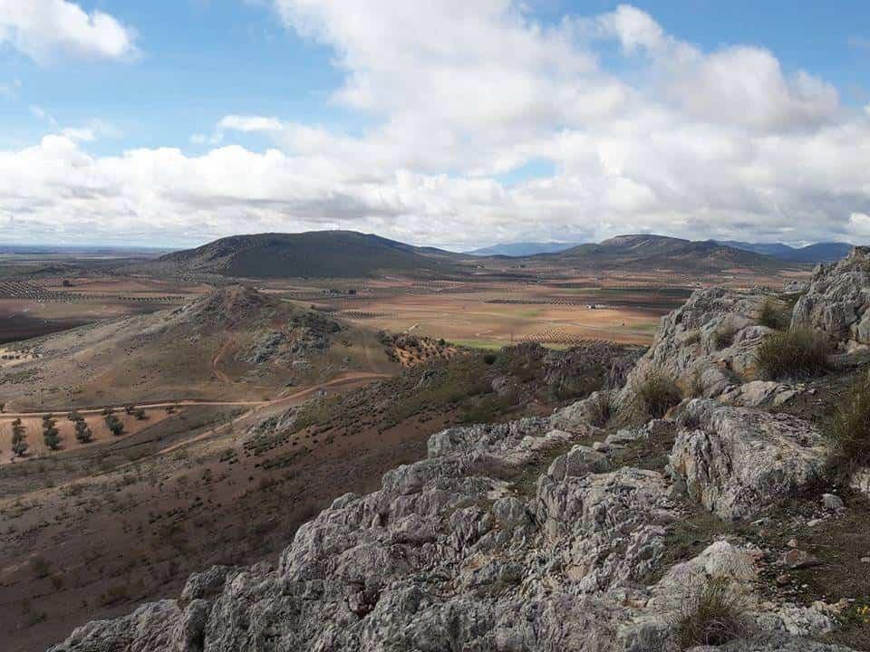 sierra de herencia - Patrimonio natural, entorno y paraje de Herencia de la mano de Jesús Gómez