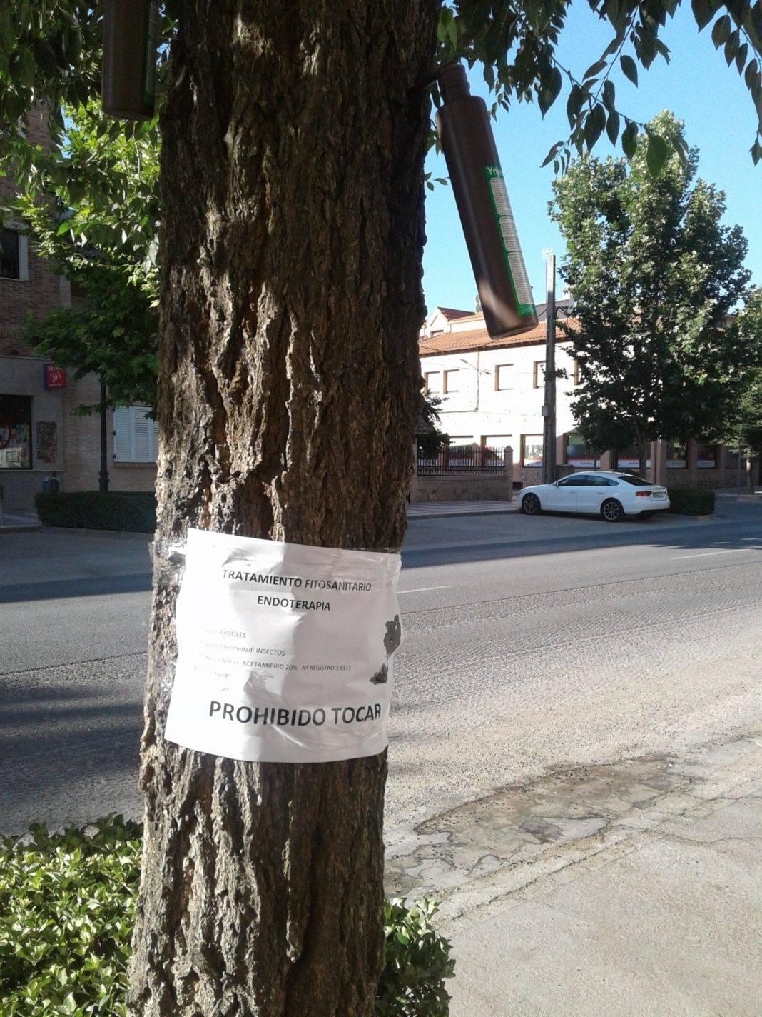tratamiento arboles endoterapia herencia 1 1068x1424 - Tratamiento de árboles con endoterapia en Herencia