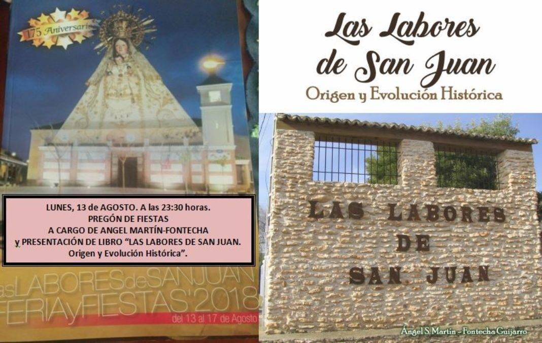 Ángel Martín-Fontecha pregonero de la feria de Las Labores y autor de un libro sobre su historia 7