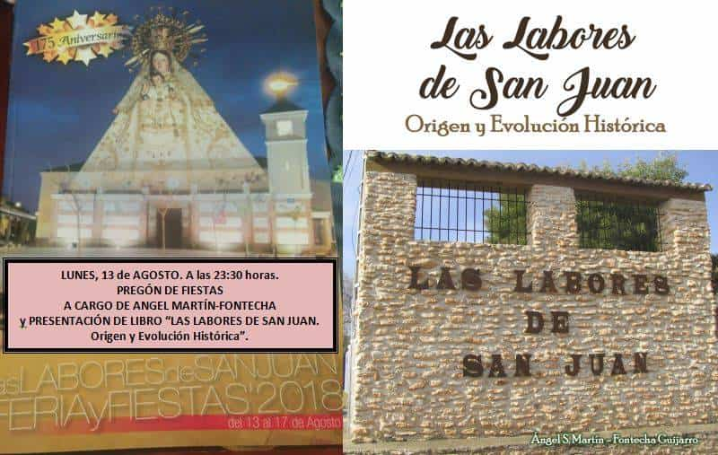 Ángel Martín-Fontecha pregonero de la feria de Las Labores y autor de un libro sobre su historia 5