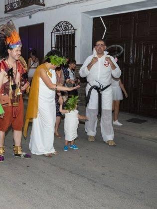 Aumenta la participación en la tercera edición del Carnaval de verano de Herencia 1