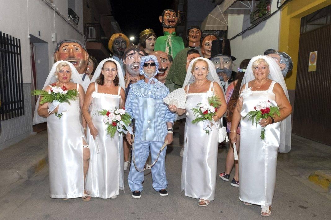 Aumenta la participación en la tercera edición del Carnaval de verano de Herencia 5