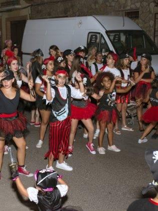 Aumenta la participación en la tercera edición del Carnaval de verano de Herencia 2
