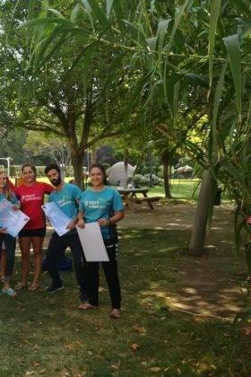 Clausura de III Escuela de Balonmano Playa en Herencia 1