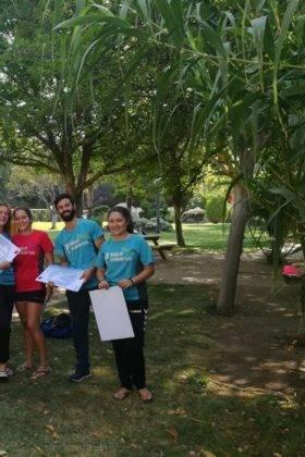 Clausura de III Escuela de Balonmano Playa en Herencia 10
