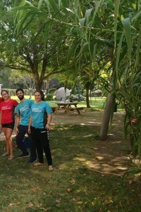 Clausura de III Escuela de Balonmano Playa en Herencia 11