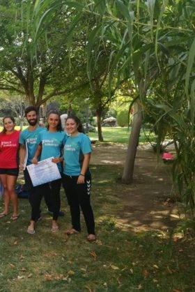 Clausura de III Escuela de Balonmano Playa en Herencia 13