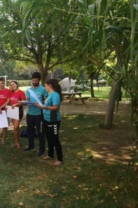 Clausura de III Escuela de Balonmano Playa en Herencia 15