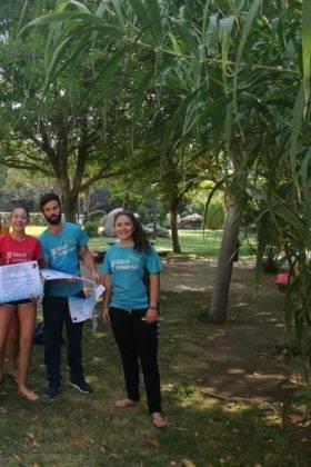 Clausura de III Escuela de Balonmano Playa en Herencia 17 280x420 - Clausura de  III Escuela de Balonmano Playa en Herencia