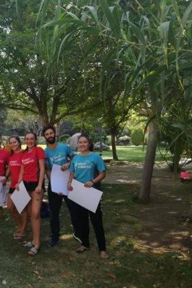 Clausura de III Escuela de Balonmano Playa en Herencia 19
