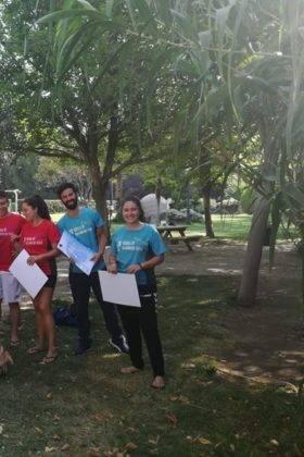 Clausura de III Escuela de Balonmano Playa en Herencia 20