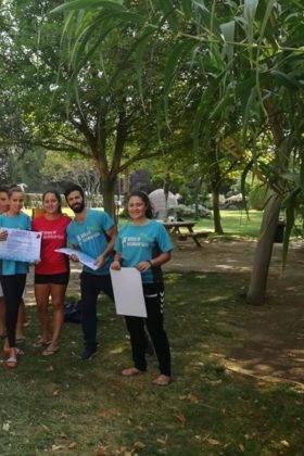 Clausura de III Escuela de Balonmano Playa en Herencia 21