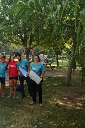 Clausura de III Escuela de Balonmano Playa en Herencia 24