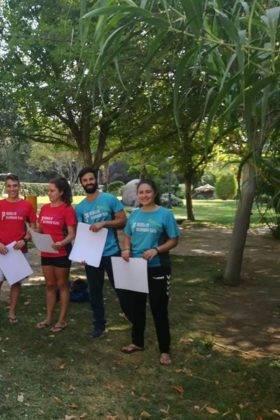 Clausura de III Escuela de Balonmano Playa en Herencia 25