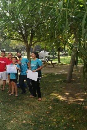 Clausura de III Escuela de Balonmano Playa en Herencia 26