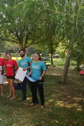 Clausura de III Escuela de Balonmano Playa en Herencia 28