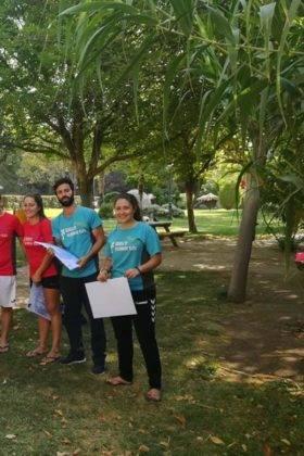 Clausura de III Escuela de Balonmano Playa en Herencia 29