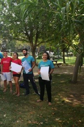 Clausura de III Escuela de Balonmano Playa en Herencia 3