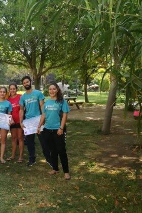 Clausura de III Escuela de Balonmano Playa en Herencia 30
