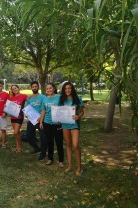 Clausura de III Escuela de Balonmano Playa en Herencia 4
