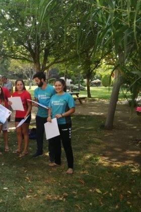 Clausura de III Escuela de Balonmano Playa en Herencia 6