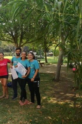 Clausura de III Escuela de Balonmano Playa en Herencia 7