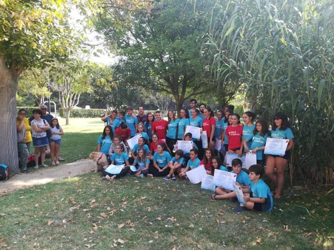 Clausura de III Escuela de Balonmano Playa en Herencia 31