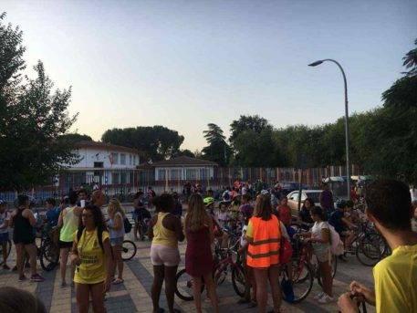 Escuela Verano Herencia visita Lagunas Villafranca 1