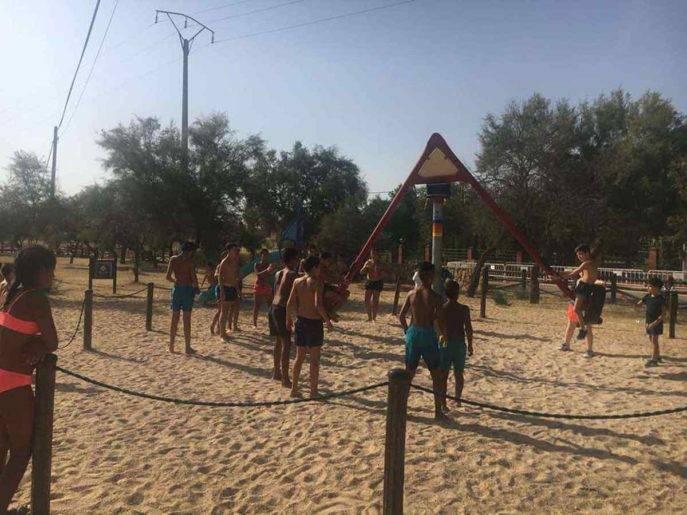 Escuela Verano Herencia visita Lagunas Villafranca 10