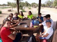 Escuela Verano Herencia visita Lagunas Villafranca 2