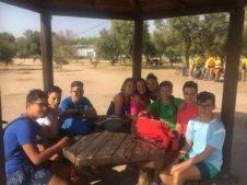 Escuela Verano Herencia visita Lagunas Villafranca 3 226x169 - La Escuela de Verano de Herencia visita las Lagunas de Villafranca