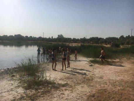Escuela Verano Herencia visita Lagunas Villafranca 9