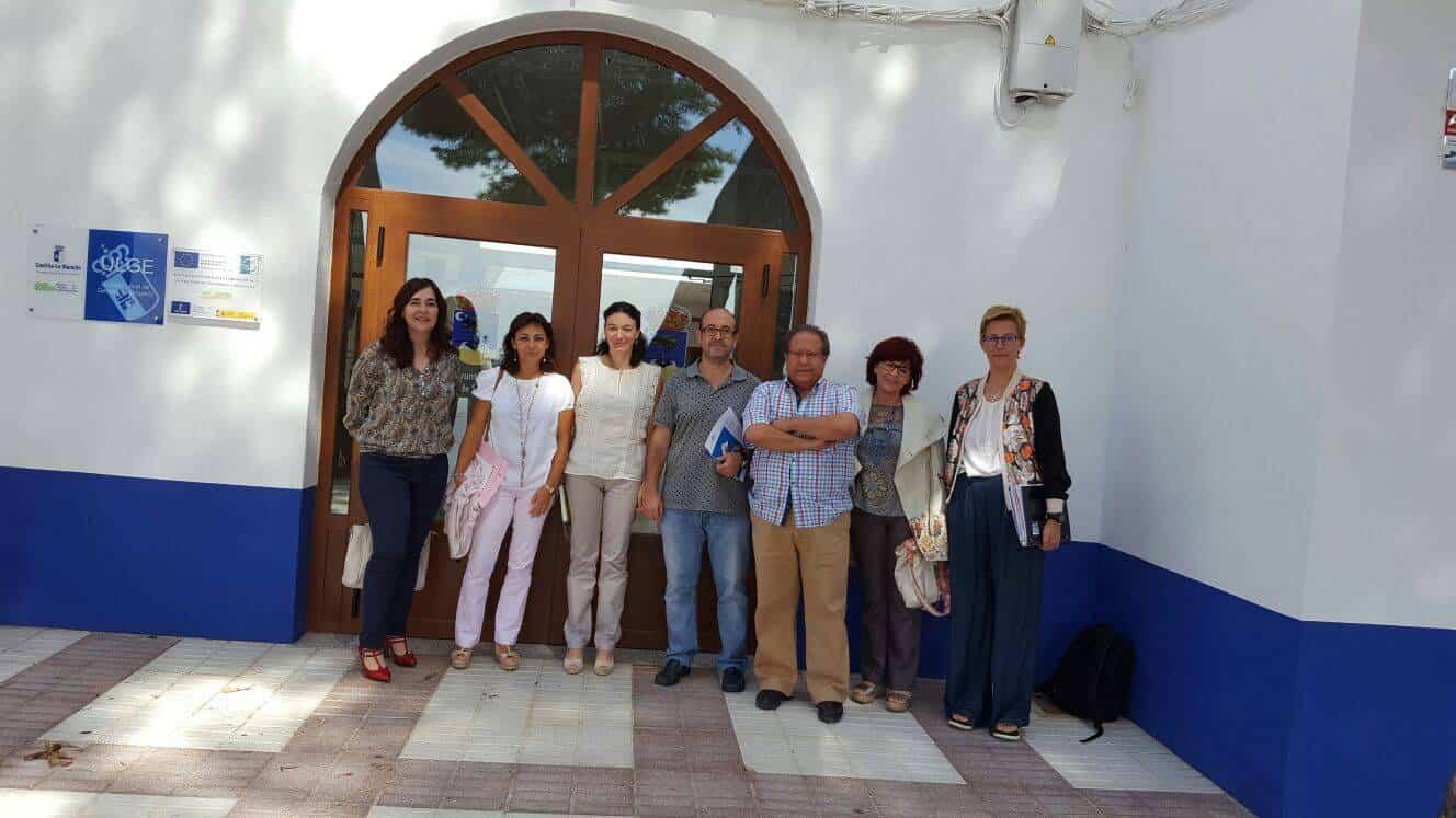 EscuelasdeIgualdad - Mancha Norte prepara un proyecto transnacional para el empoderamiento de la mujer rural