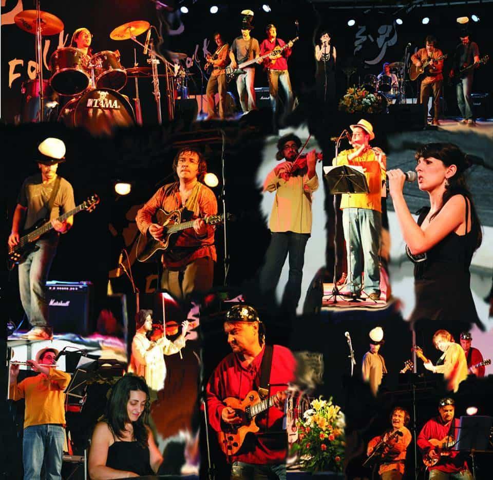 Espliego - Espliego llenará de música folk la plaza de España