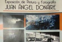 El artista Juan Ángel Donaire expone fotografía y pintura en Herencia