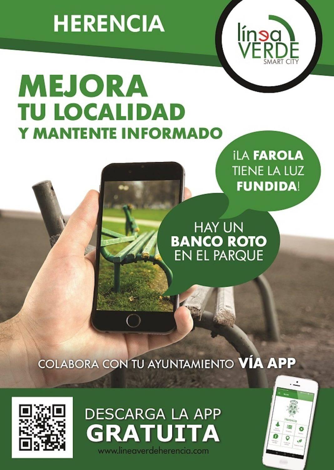 Herencia Incidencias 1068x1502 - Balance positivo del funcionamiento del servicio de Línea Verde de Herencia
