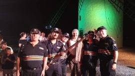 Proteccion Civil de Herencia recreacion historica francisquete 2