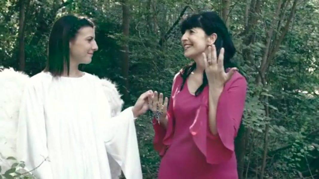 """Videoclip angel mio Cis Adar 1068x601 - """"Ángel mío"""", nuevo videoclip de Cis Adar"""