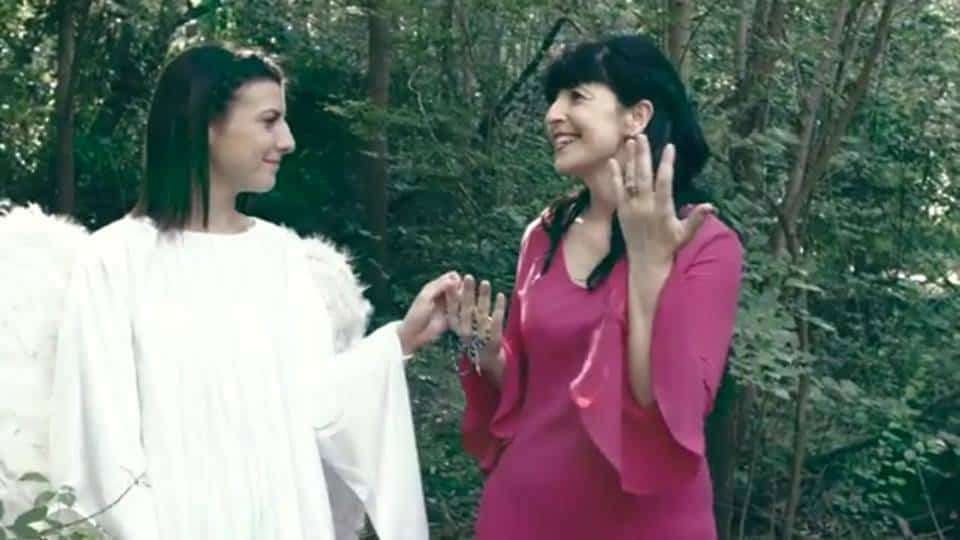"""Videoclip angel mio Cis Adar - """"Ángel mío"""", nuevo videoclip de Cis Adar"""