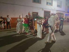 alcalde y concejales en carnaval de verano herencia 2