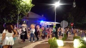 ambiente pasacalles carnaval de verano herencia