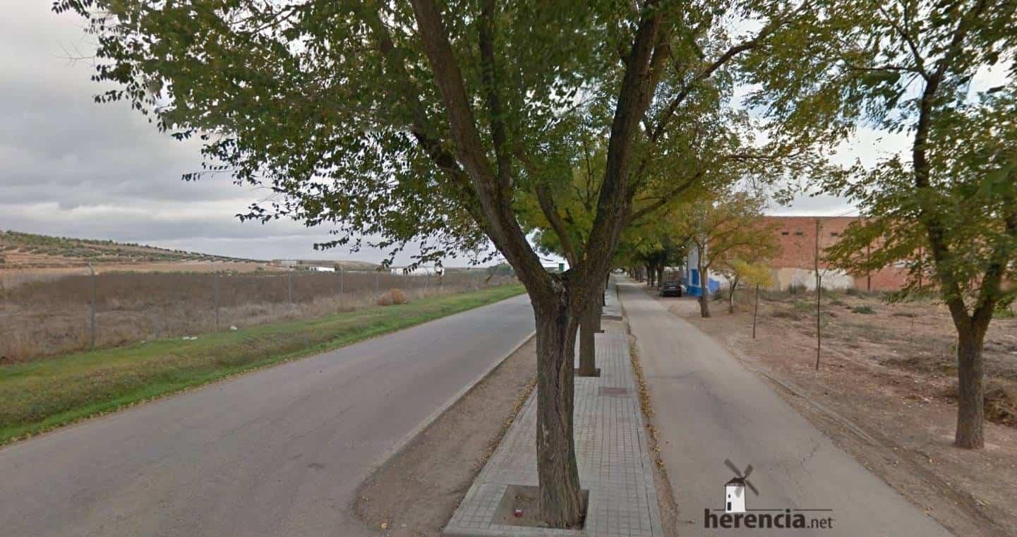 camino cementario herencia   imagen google - Publicada la licitación para pavimentación del camino del Cementerio